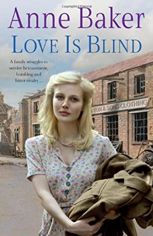 book cover of Love is Blind