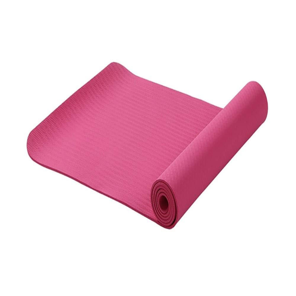 Amazon.com : HDz Store 6MM Non-Slip Yoga Mats for Fitness ...