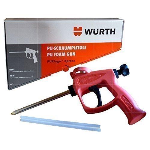 Würth PURlogic Xpress Schaumpistole für 1K Schaum