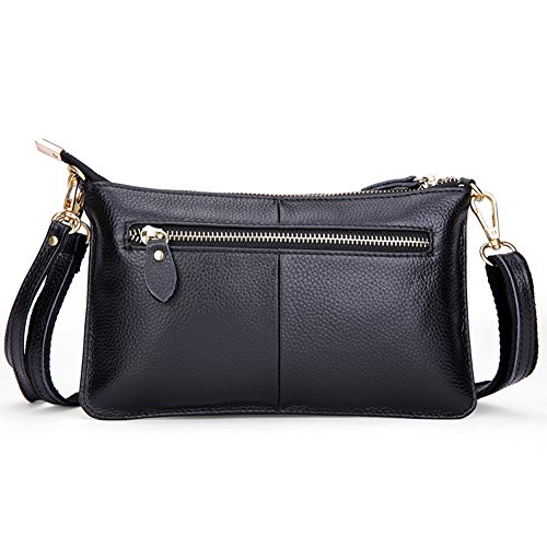 Kipten Leather Bag Wallet Clutch Women's Fashion Shoulder Blue wwqrU