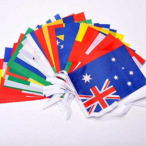 Banderas de países del mundo