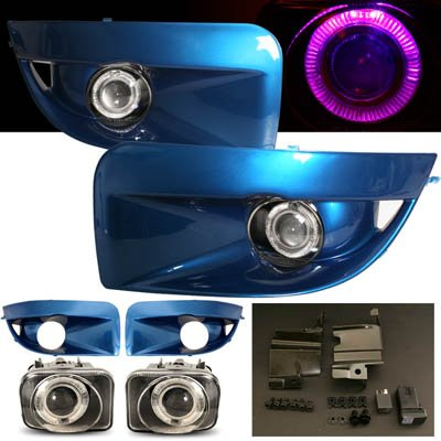 05 subaru fog light covers - 9