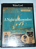 A Night to Remember, W. Lord, 0030150760
