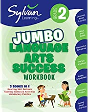 2nd Grade Jumbo Language Arts Success Workbook: 3 Books In 1--Reading Skill Builders, Spelling Games and Activities, Vocabulary Puzzles; Activities, Exercises, & Tips to Help Catch Up, Keep Up & Get Ahead