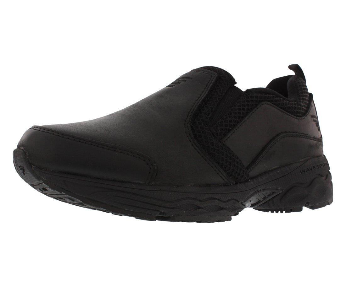 Spira Taurus Womens Slip Resistant Casual Shoes w Black - 9.5 Medium
