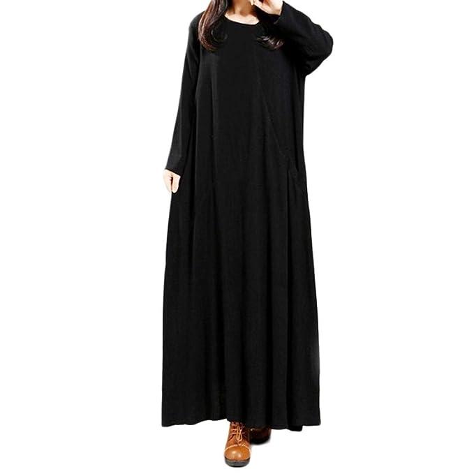CLOOM Vestito da Donna Elegante 6fc2e0423a4
