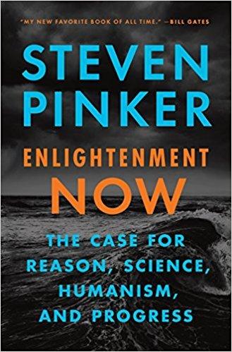 {Enlightenment Now}[Enlightenment Now] by Steven Pinker