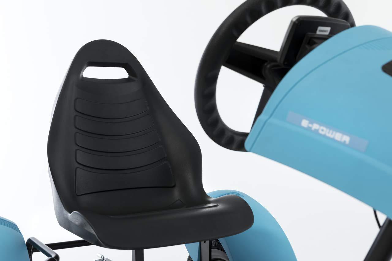Amazon.com: Berg Hybrid 250W E-BF Series Kids Pedal Go Kart Blue: Toys & Games