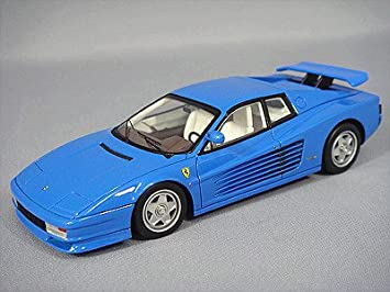 Eidolon 1 43 Ferrari Testarossa 1984 With Blue Wing Japan Import Amazon De Spielzeug