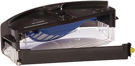 ASP-ROBOT Depósito de filtros AEROVAC para Roomba 555 Serie 500. Recambio Original CAJÓN DE RESIDUOS Caja Repuesto Compatible para Aspirador Rumba Serie 5: Amazon.es: Hogar