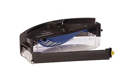 ASP ROBOT Depósito de filtros AEROVAC para iRobot Roomba 650 Serie 600. Recambio ORIGINAL CAJÓN DE RESIDUOS CAJA repuesto compatible para aspirador irobot ...
