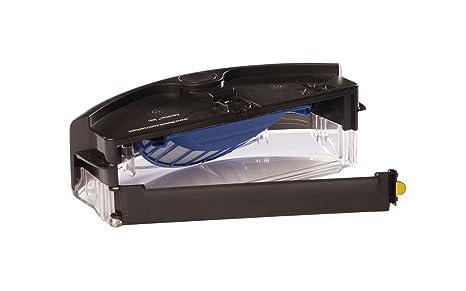 ASP ROBOT Depósito de filtros AEROVAC para iRobot Roomba 555 Serie 500. Recambio ORIGINAL CAJÓN