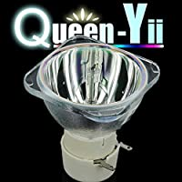 QueenYii BL-FU185A Original Projector Lamp-(Bare Bulb Only) For OPTOMA PRO250X Lamp Bulb