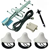 Signalbox High Gain 70dB 900MHz In-building 2G/GSM Cell Phone Signal Booster Mobile