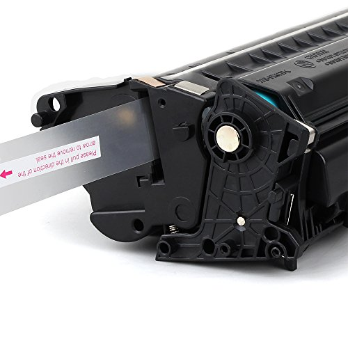 LINKYO Compatible Toner Cartridge Replacement for HP 36A (CB436A) ( Black , 3-Pack ) Photo #2