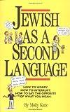 Jewish as a Second Language, Molly Katz, 0894808850