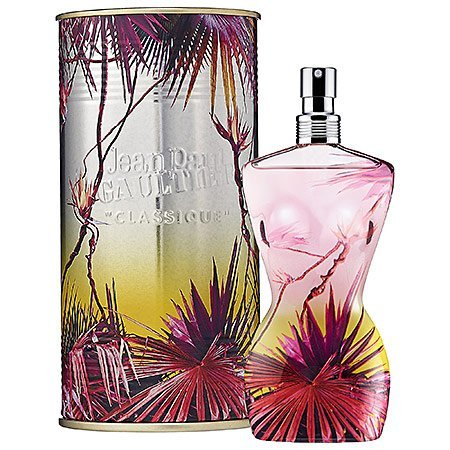 Jean Paul Gaultier Summer Fragrance by Jean Paul Gaultier Eau D'ete Parfumee Spray (2012) 3.4 oz for Women Dete Summer Eau De Toilette