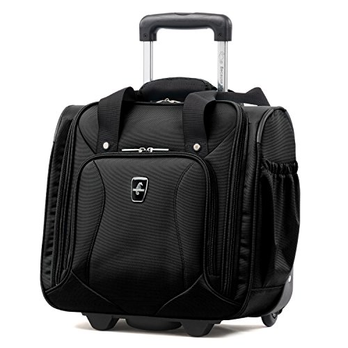 Rolling Under Seat Carry On Bag - 9