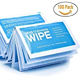 Screen Wipes - Pre-Moistened Electronic Wipes, Surface Cleaning for Computers, Cell Phones, Sunglasses, LCD Screens, Monitor - Quick Drying, Streak-Free, Ammonia-Free - Screen Cleaning Wipes