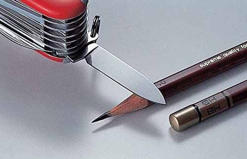 Victorinox- Swiss Pocket Knife Spartan