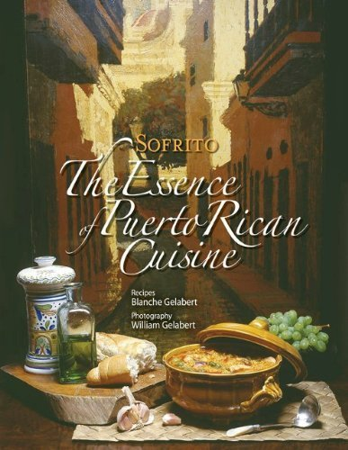 Sofrito, the Essence of Puerto Rican Cuisine