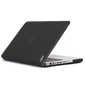 "Aiino Hard Shell - Funda dura para portátil Apple MacBook Pro 13"", color negro"