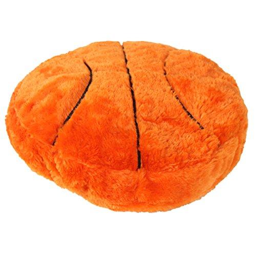 Review CatchStar Basketball Pillow Fluffy
