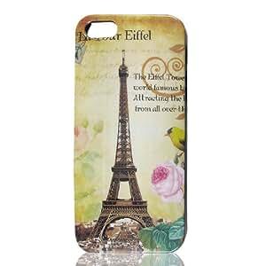 Amazon.com: Classic Paris Eiffel Tower Design Hard Back