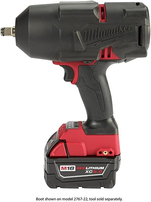 Milwaukee 49-16-2754 M18 FUEL Compact Impact Wrench Tool Boot