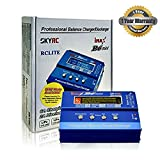 Genuine SKYRC iMAX B6 Mini Dual Power 6Amps 60WattsProfessional RC Balancing Battery Charger & Discharger (Version RCLITE) w/ Micro USB Port For RC Lipo Battery Cherge, Temperature Port