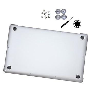 info for 3954b d2af8 Aluminum Bottom Case Lower Base Cover for Apple MacBook Pro Retina ...