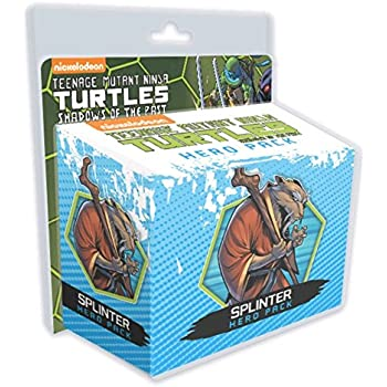 Amazon.com: IDW Juegos Teenage Mutant Ninja Turtles: Sombras ...