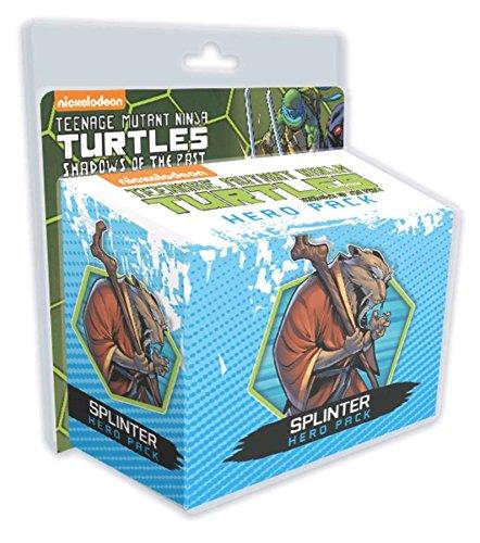 IDW Games Teenage Mutant Ninja Turtles: Splinter Hero Pack -