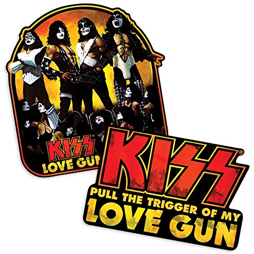 Buy kiss love gun peter