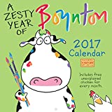 A Zesty Year of Boynton Wall Calendar 2017