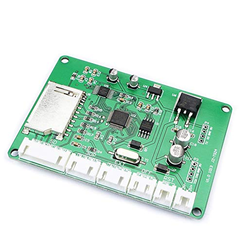 Zamtac 1 Set 3D Printer Parts 2.8inch Full Color Touchscreen Board Compatible with Ramps1.4 MKS XR649 - (Color: Green) by GIMAX (Image #3)
