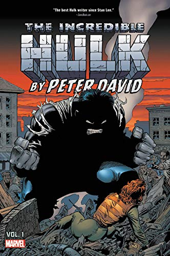 Incredible Hulk by Peter David Omnibus Vol. 1 by Marvel
