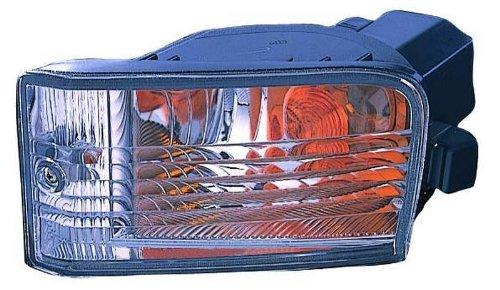 TOYOTA 2001 02 03 RAV4 SIGNAL LIGHT ASSY W/FOG LAMP RIGHT PASSENGER