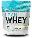 Optimum Nutrition Lean Whey Protein Powder, 930 g, Vanilla