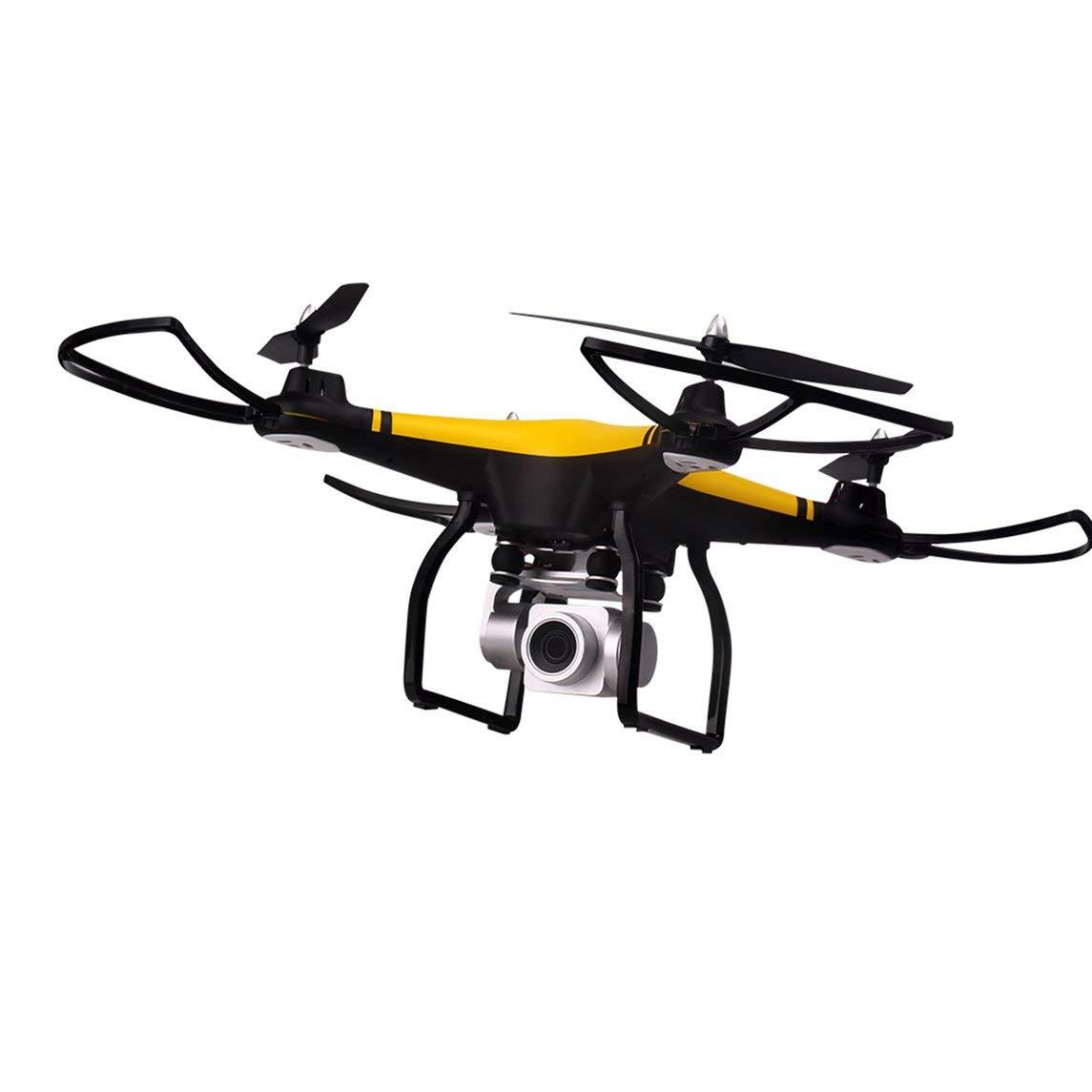 Footprintse 69608 2,4G RC Smart Drone FPV Quadcopter UAV mit mit mit 720P Kamera Höhe Hold-Farbe: gelb 8ba69f