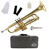 Image of Conductor Model 200 Bb Trumpet w/ Case, Mouthpiece and 1 Year Warranty - ON SALE - SAVE OVER 50