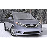 Remote Start for Toyota SIENNA 2011-2016 Push-To-Start Models ONLY Includes Factory T-Harness for Quick, Clean Installation