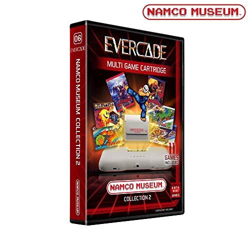 🥇 Cartucho Evercade Namco 2