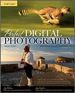 Book Perfect Digital Photography(Second edition)