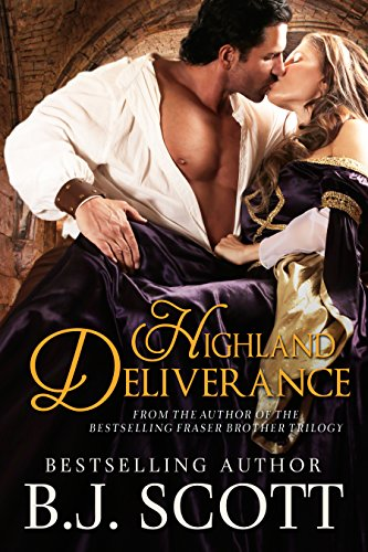 Highland Deliverance (Blades of Honor Book 3) (English Edition)