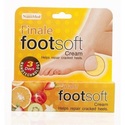 FINALE-Foot-Soft-Vitamin-A-C-E-Repair-Cracked-Heels-CREAM-HERBAL-30g-free-shipping-Worldwide-x1-Piece