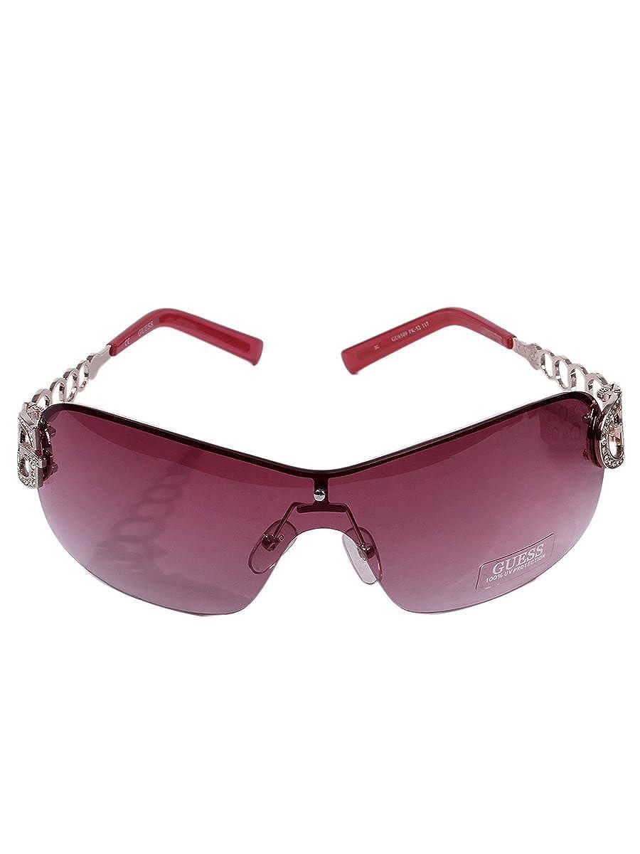 Amazon.com: Guess gu6509 PK 52 gafas de sol Para Mujer Color ...