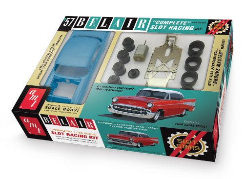 AMT 1957 Chevy Bel Air Slot Car from AMT