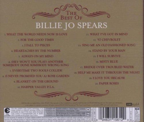 Cd Album Billie Jo Spears Best Of 2005 Ebay