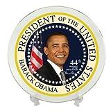 Obama Commemorative Plate